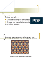 aztec art s3