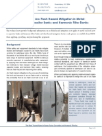 Arc Flash Hazard Mitigation in Metal-Enclosed Power Capacitor Banks and Harmonic Filter Banks