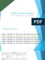 heel cushion design