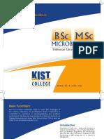 MSc in  Microbiology