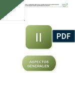 II Aspectos Generales - Matao