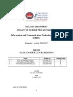 Report Data Logger