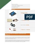 Sensor Ultrasónico de Distancia