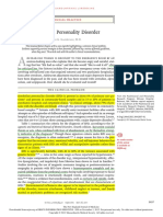 Gunderson - 2011 - Clinical Practice. Borderline Personality Disorder