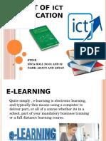 Impact of ICT