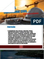 Areas Da Engenharia Civil