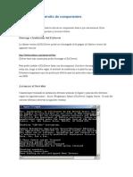 Ejemplo de Desarrollo de Componentes