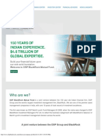 About DSP BlackRock - Asset Management Firm