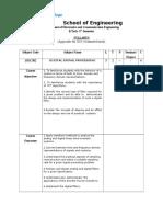 Digital Signal Processing_13EC302