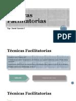7. Técnicas Facilitatorias