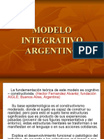 Modelo Integrativo Argentino