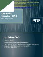 Aula 1 - Historico CAD