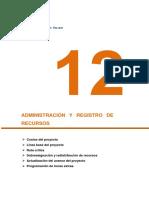 ADMINISTRACIÓN DE REGISTRO DE RECURSOS