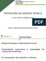 Aula 01 - Desenho Técnico