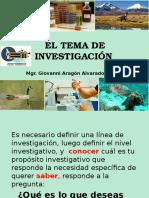 2. La Investigacion en Ciencias Biológicas