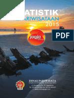 Buku Statistik Kepariwisataan DIY 2015 05092016040516