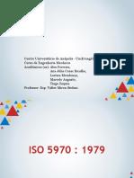 Aplicação da ISO 5970