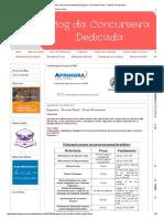 Blog Da Concurseira Dedicada_ Esquema - Processo Penal - Prazos Processuais