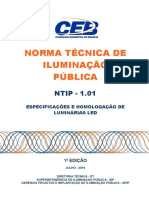 Ntip 1 01 - Especificaes e Homologao de Luminrias Led 18-07-16