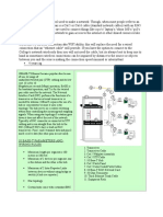 Networking Notes One
