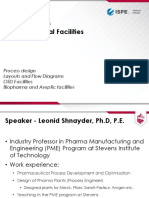 GMP Pharmaceutical Facility Design Slide