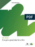 Screen Australia - Pitching Film