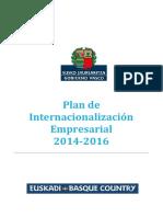 Ejemplo Plan de Internacionalizacion