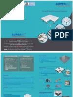 Supersil Archictural Product Pvt. Ltd. False Flooring