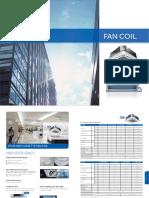 Fan Coil Catalouge