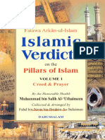 Islamic Verdicts Vol 1