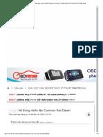 Cơ bản - Hệ thống nhiên liệu Common Rai...pdf