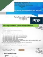 Diagnostik dan Penatalaksanaan Nyeri Kepala.pptx