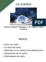 Diapositiva Los Sueños