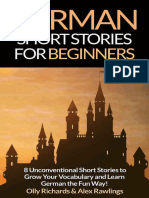 German Short Stories for Beginners - Olly Richards