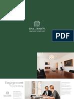 Dullinger Immobilien Verwaltung Unternehmenspräsentation
