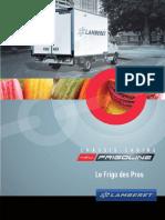 4Lamberet - New Frigoline - Brochure - LD - Fr