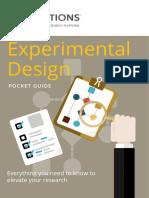 Experimental Design PocketGuide Copy