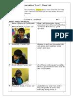 observation task 2
