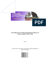 Articles on Indonesia