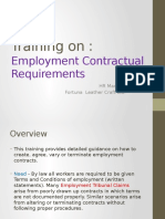 Employment Contract(1) (2)