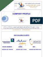 Arabian Mate Company Profile