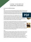 content analysis report