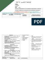 Plan Curricular PRIMERO Junio 2016 La Linea