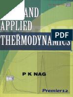 Thermodynamics by PK Nag.pdf