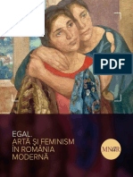 Egal. Arta si Feminism in Romania