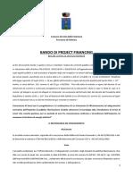 2016 Capritti Bando Project Illuminazione a Isola Delle Femmine