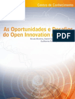 Oportunidades e Desafios do Open Innovation no Brasil