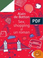 Alain de Botton-Sex, Shopping Si-un Roman