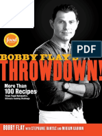 Bobby Flay's Throwdown - Excerpt & Recipes