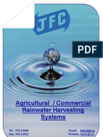 Irish Commercial Rainwater Harvesting Systems